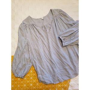 Old Navy Flowy Shirt